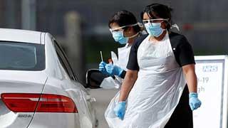 Coronavirus death toll nears 100,000 in US
