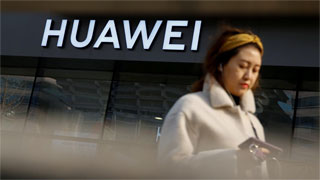 US charges China's Huawei with conspiring to violate Iran sanctions