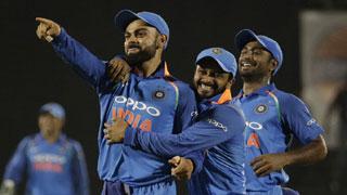 ওয়েস্ট ইন্ডিজকে ২২৪ রানে হারাল ভারত