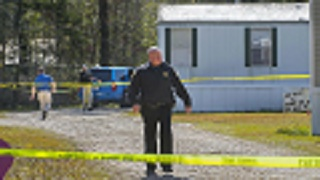 5 killed in Louisiana shootings, suspect at large