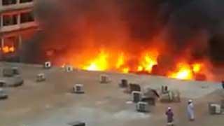 Gulshan-1 DNCC market fire under control