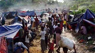 রোহিঙ্গা ক্যাম্পে সংঘর্ষে নারী নিহত