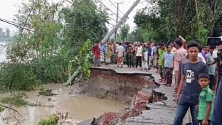 Teesta basin in Bangladesh flooded again as India opens Gajoldoba gates