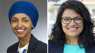 Ilhan Omar, Rashida Tlaib become first Muslim women elected to Congress