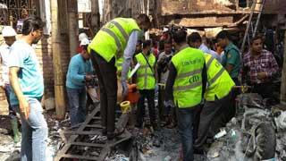 Chawkbazar fire: Rescue called off