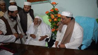 'তেতুল' হুজুরের দরবারে স্বরাষ্ট্রমন্ত্রী