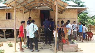 বান্দরবানে বৌদ্ধ ভিক্ষুকে কুপিয়ে হত্যা