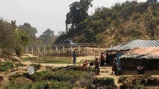 শূন্যরেখায় মিয়ানমার সীমান্তরক্ষীর গুলিতে রোহিঙ্গা শিশু আহত