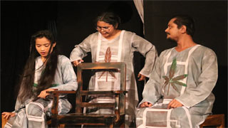 কাজী নজরুল বিশ্ববিদ্যালয়ে সপ্তাহব্যাপী নাট্যোৎসব শুরু