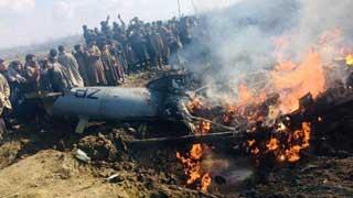 কাশ্মীরে ভারতীয় যুদ্ধবিমান বিধ্বস্ত, ২ পাইলট নিহত