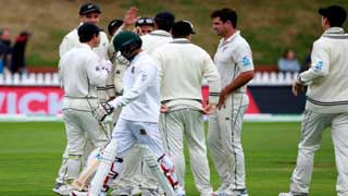 New Zealand clinch series as Wagner bags five
