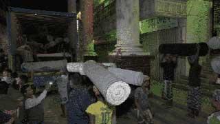 ইসলামপুর থেকে ৫ কোটি টাকার চোরাই বন্ডেড ফেব্রিকস জব্দ