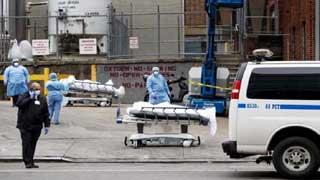 Coronavirus: Global death toll reaches 53,190