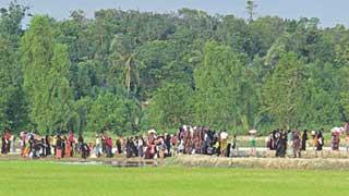 সীমান্ত এলাকাকে আবারো অশান্ত করছে মিয়ানমার