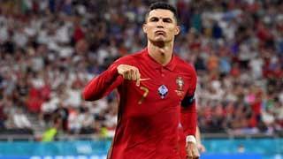Record breaking Ronaldo in numbers