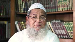 Hefajat Amir Junaid Babunagari dies