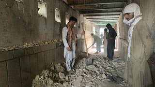 40 killed in Afghanistan mosque suicide attack