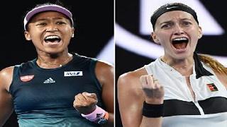 Kvitova, Osaka face off for Australian Open title