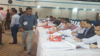 Voting to BGMEA biennial polls going on to elect board