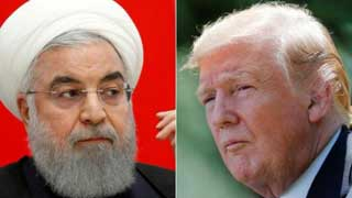 Trump says war with US will 'officially end' Iran