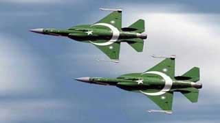 ভারতকে টেক্কা দিতে পাকিস্তানের বিমান বাহিনীতে নতুন যুদ্ধবিমান