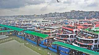 Rain halts water transport services on 43 routes of southern dists