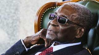 Robert Mugabe, longtime Zimbabwe leader, dies at 95