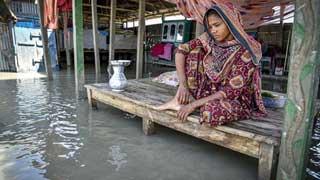 Flood situation further deteriorates in Jamalpur, Tangail, and Faridpur