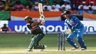 ফাইনালে ভারতকে ২২৩ রানের লক্ষ্য দিল বাংলাদেশ