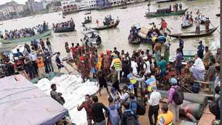 Buriganga launch capsize: 'Mayur-2' launch owner held in city