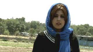 আফগানিস্তানে নারী সাংবাদিককে গুলি করে হত্যা