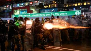 Hong Kong reels from worst clashes in months