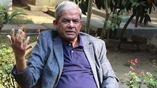 নতজানু আ'লীগ সরকার ভারতের কাছে দয়া চায় : মির্জা আলমগীর