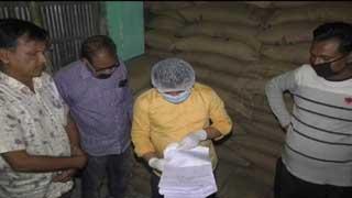 গোবিন্দগঞ্জে সরকারি ১৪৩ বস্তা চালসহ ডিলার আটক