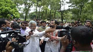 Police, BNP activists clash at Chandrima Udyan