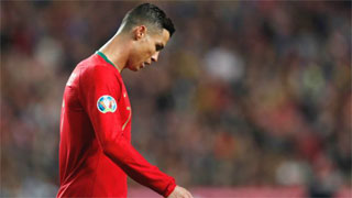 Injured Ronaldo expects to return in one or two weeks