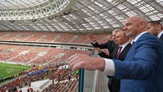 বিশ্বকাপ ফাইনাল দেখবেন ১১টি দেশের প্রেসিডেন্ট