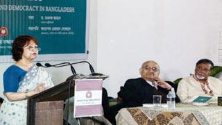 'একদলীয় শাসনের দিকে ধাবিত বাংলাদেশ'