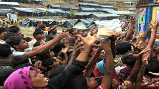 রোহিঙ্গা গণহত্যা বিচারের পাশাপাশি ক্ষতিপূরণের দাবি