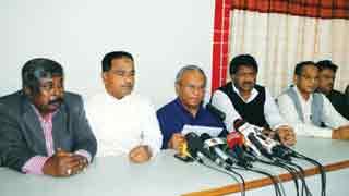 Hasina speaks like one-party Baksal ruler , says BNP