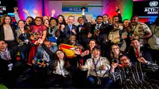 Sustainable Development Goals Action Awards announced