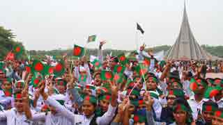 Nation celebrates Independence Day