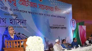 Don't neglect people with autism: Hasina