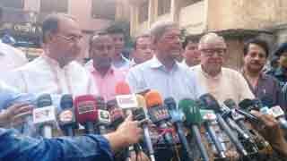 Khaleda Zia falls seriously ill: BNP