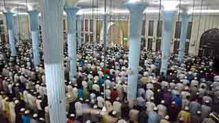 Holy Shab-e-Barat being observed