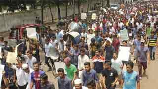 Students boycott classes, exams