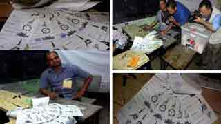 Khulna style 'rigged' polls