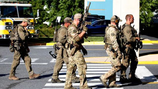 5 killed in 'targeted' attack on US newspaper