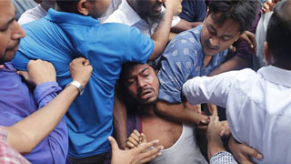 Quota reform movement leaders injured in BCL attack'