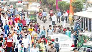 Hasina's reception leaves people suffering on roads